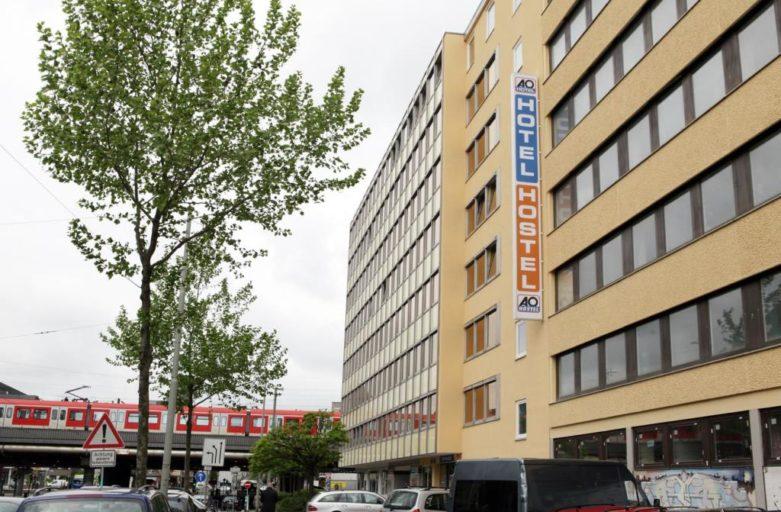 Zentrumsnah: A&O Hostel Frankfurt am Main