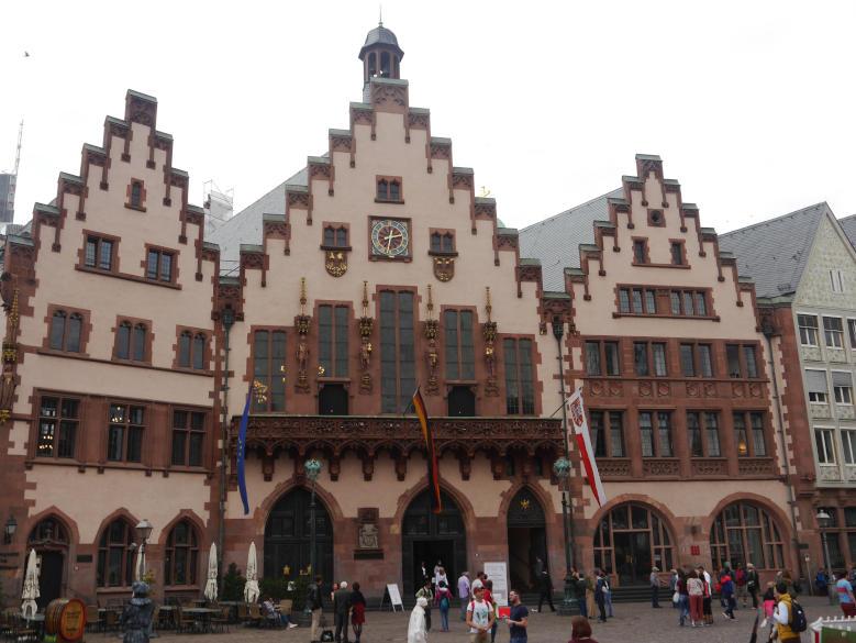 Gute Gründe für einen Klassenfahrt nach Frankfurt