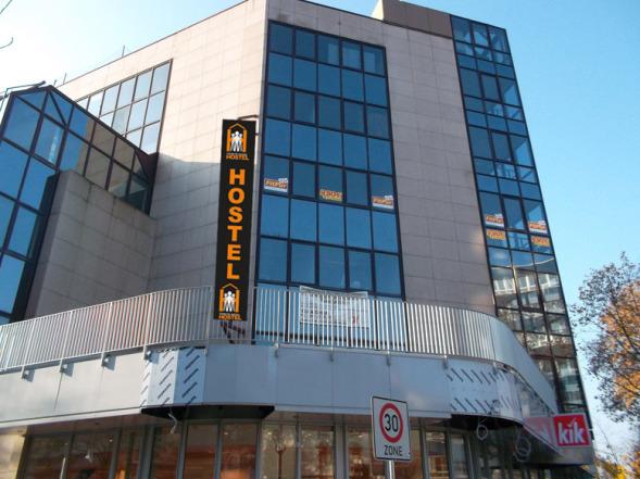 Zentrum: Frankfurt Central Hostel