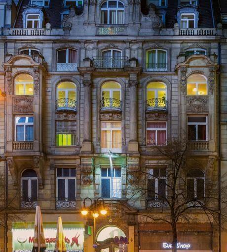 Zentrum: Frankfurt Hostel