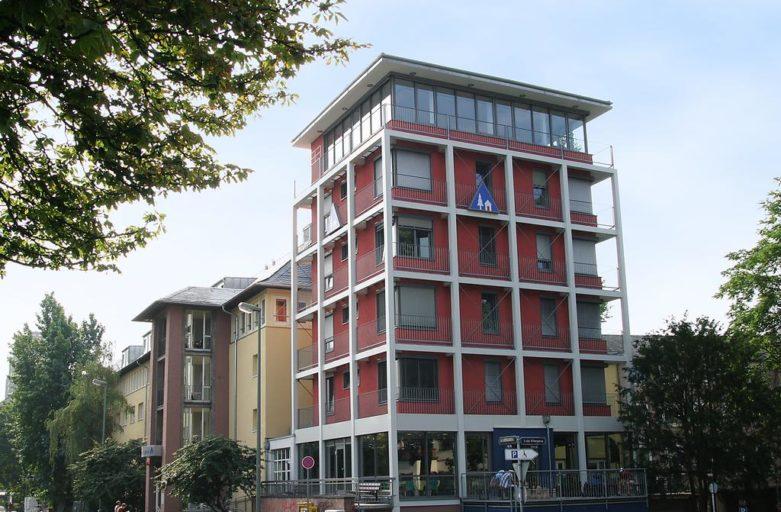 Zentrumsnah: DJH Jugendherberge Frankfurt