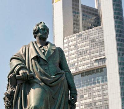 Auf Goethes Spuren in Frankfurt